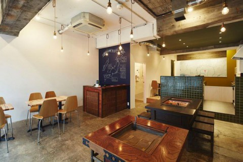 IRORI HOSTEL and KITCHEN [Hostel]~Nihonbashi~
