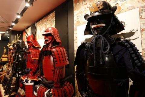 Samurai Armor Photo Studio ~Shibuya~