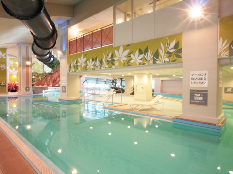 NISSAN WATER PARK [Heated swimming pool] ~Yokohama~